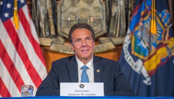 Coronavirus en New York | Ultimas noticias | Último minuto: reporte de infectados y muertos viernes 19 de junio del 2020 | En la imagen, el gobernador Andrew Cuomo. (Foto: EFE/ Darren Mcgee Gobernación De Nueva York).