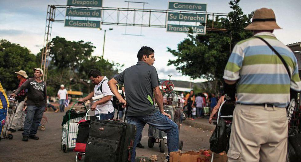 La Actual Crisis Migratoria De Venezuela Es Un Fenómeno