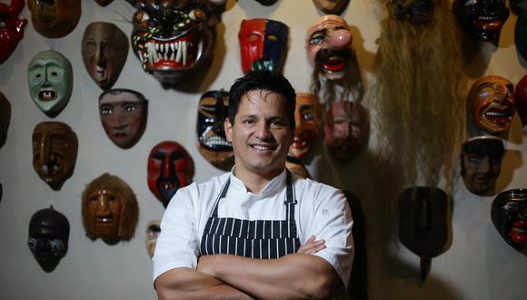 Flavio Solórzano recomienda estos libros de gastronomía. (Foto: GEC)