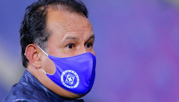 El DT peruano fue consciente que en algún momento del torneo, la racha de victorias será vencida.  (Getty Images)