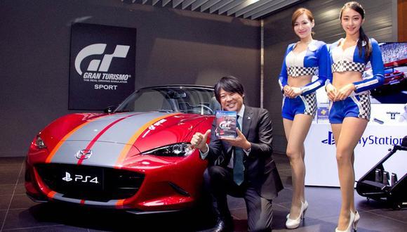Gran Turismo Mazda