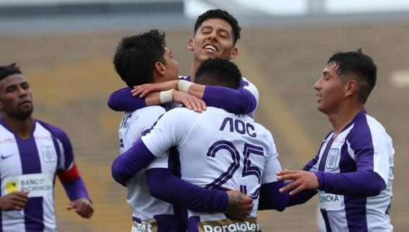 Alianza ha ganado cuatro partidos del torneo local en el año. (Foto: Liga 1)