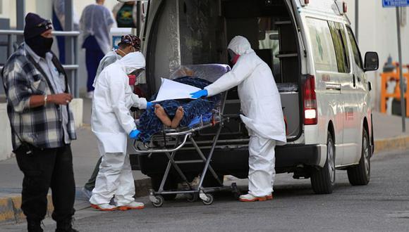Coronavirus en México | Últimas noticias | Último minuto: reporte de infectados y muertos hoy, lunes 26 octubre del 2020 | Covid-19 | (Foto: EFE/Luis Torres).