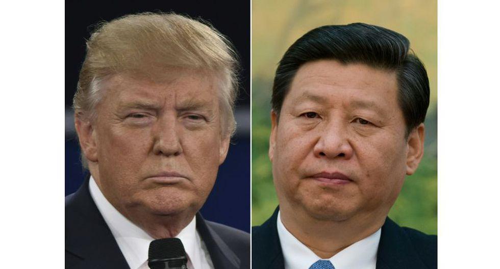 China critica a Trump por culparle de la falta de progresos con Corea del Norte. (Foto: AFP)