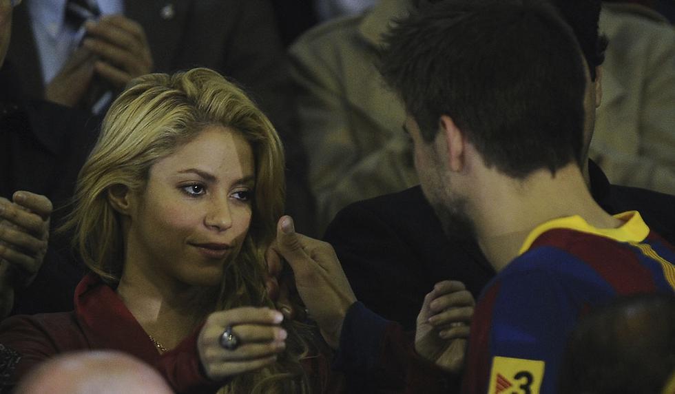 La famosa cantante colombiana Shakira confirmó lo que era un secreto a voces: que atravesó por una fuerte crisis con su pareja Gerard Piqué que estuvo a punto de acabar con su relación. (Getty Images)