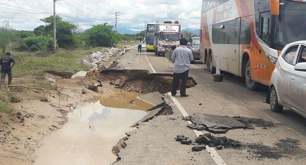Lambayeque: así quedó Íllimo tras el desborde de río La Leche - 1