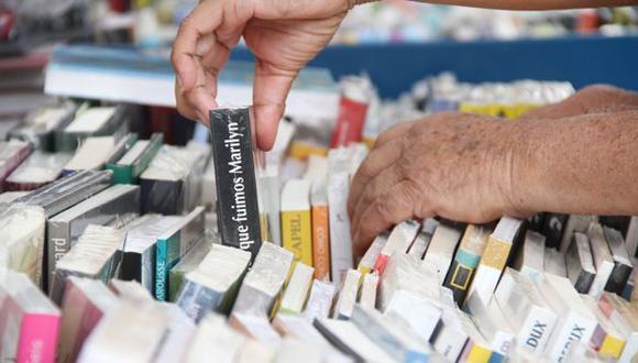 La Feria Internacional del Libro de Lima 2016 es organizada por la Cámara Peruana del Libro. (Foto: El Comercio)