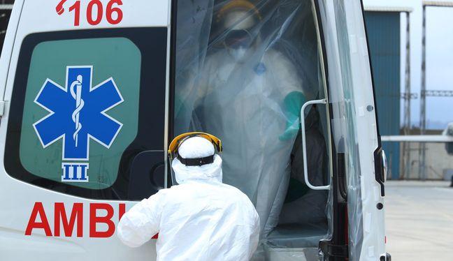 Este jueves aumentan contagios de coronavirus en el país.(Foto: GEC)