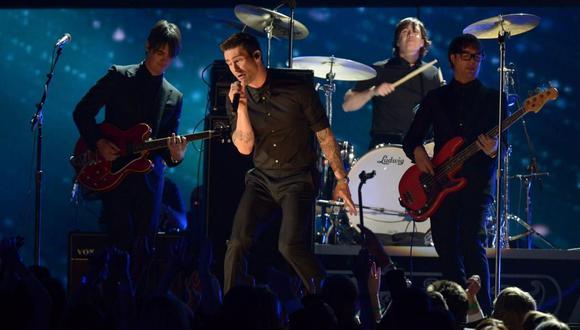 ¿Maroon 5 se presentará en el Super Bowl? (Foto: AFP)