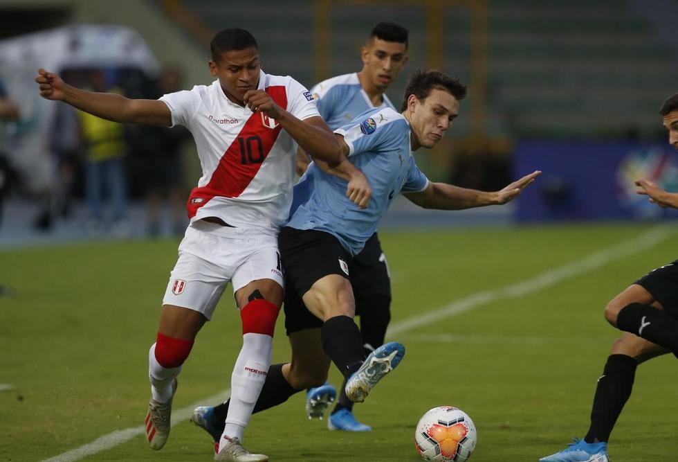 Perú vs. Uruguay: las mejores imágenes del partido por el Preolímpico Sub 23. (Foto: Violeta Ayasta/GEC)