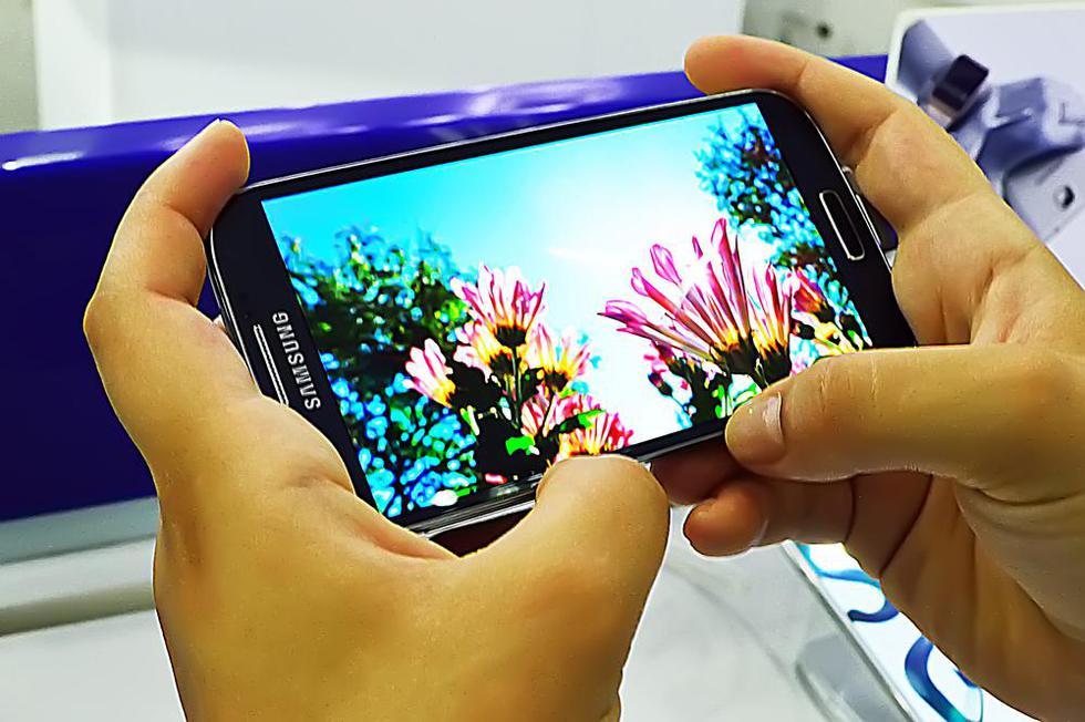 El primer equipo de la familia Galaxy S fue lanzado en 2010. (Foto referencial: Shutterstock)