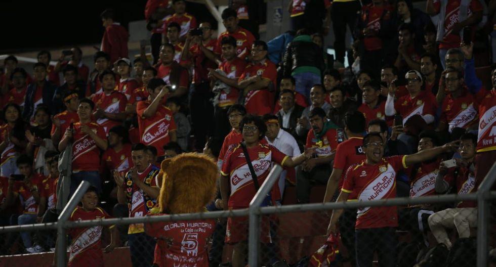 Sport Huancayo vs. Atlético Grau: las mejores imágenes de la final de la Copa Bicentenario. (Foto: Francisco Neyra / GEC)