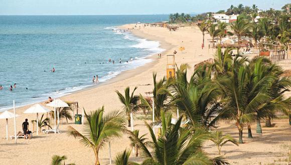En conferencia de prensa, la ministra de Comercio Exterior y Turismo, Claudia Cornejo, sostuvo que las personas deberán hacer uso de sus mascarillas en las playas y no deberán ingresar con alimentos. (Foto: Gestión)