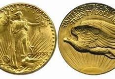 Nueva York: subastan por 18,9 millones de dólares una moneda, la más cara del mundo