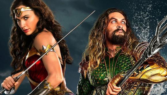 """""""La Liga de la Justicia de Zack Snyder"""" sugiere una guerra de hace mucho tiempo entre las dos sociedades que creó una enemistad que perdura hasta nuestros días (Foto: Warner Bros.)"""