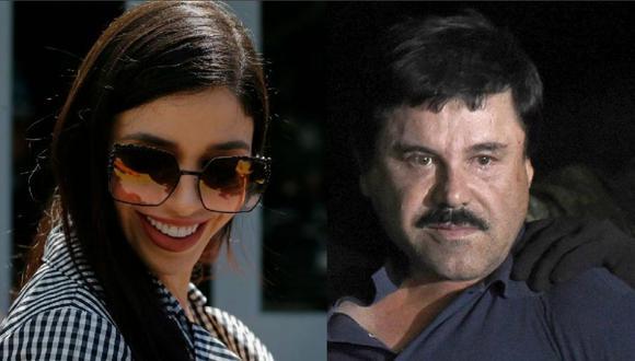"""Fiscales afirmaron que un abogado de Joaquín """"El Chapo"""" Guzmán, ayudó a organizar contactos no autorizados entre el reo y su esposa, Emma Coronel. (AFP / Reuters)."""
