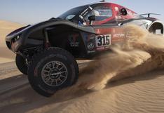 El reto paralelo al Dakar 2020: Piloto francés dona 1 euro a niños con cáncer por cada kilómetro recorrido