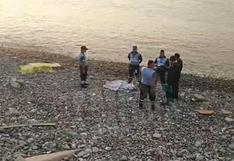 Callao: encuentran cuerpo de un joven varado en la playa de Chucuito | VIDEO