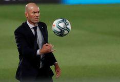 Zidane perdió su primera eliminatoria de Champions League como entrenador