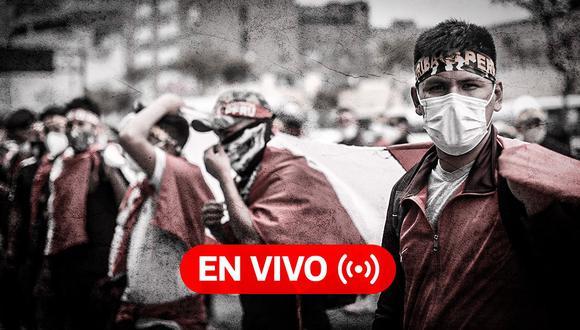 Crisis Política en Perú EN VIVO | Últimas noticias sobre la situación actual del país, HOY martes 17 de noviembre de 2020. (Foto: Diseño El Comercio)