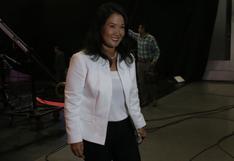 Keiko Fujimori llama a candidatos de FP electos a trabajar por el Perú