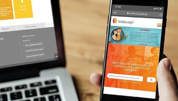 Según el Indecopi, a lo largo del 2020 ingresaron 37.250 solicitudes de registro de marcas. (Foto: Indecopi)