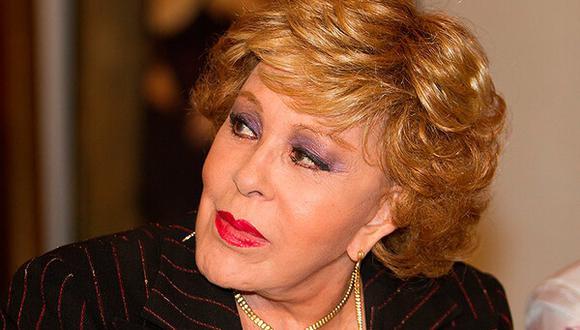 Michelle Salas asistió a la edición número 74 del Festival de Cine de Cannes y recordó una anécdota de su bisabuela Silvia Pinal. (Foto: Getty Images)