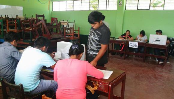 Segunda vuelta de elecciones regionales será el 7 de diciembre