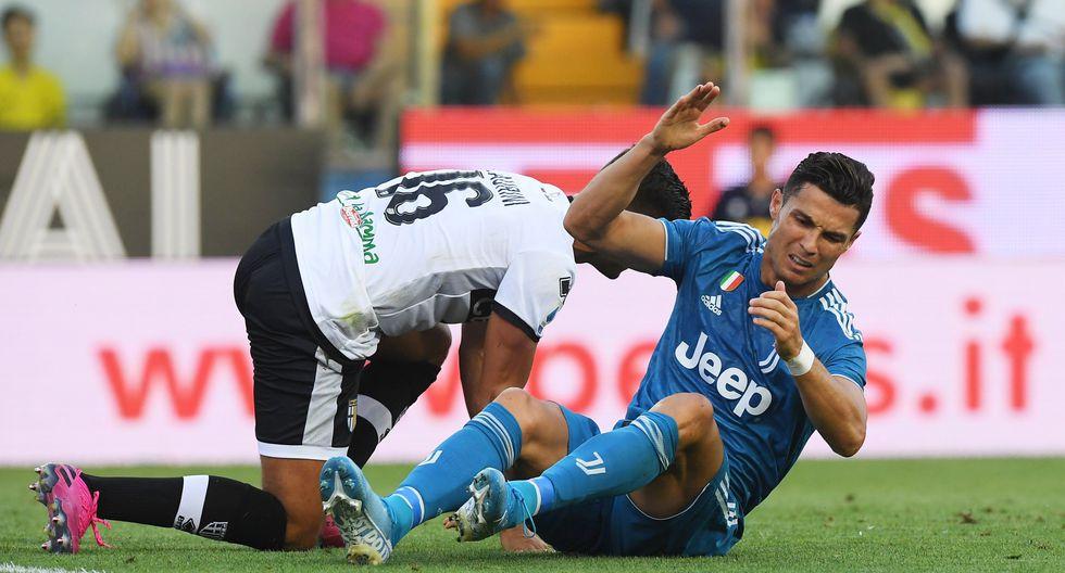 Juventus venció 1-0 a Parma con tanto de Giorgio Chiellini por la primera fecha de la Serie A | VIDEO. (Video: YouTube / Foto: AFP)