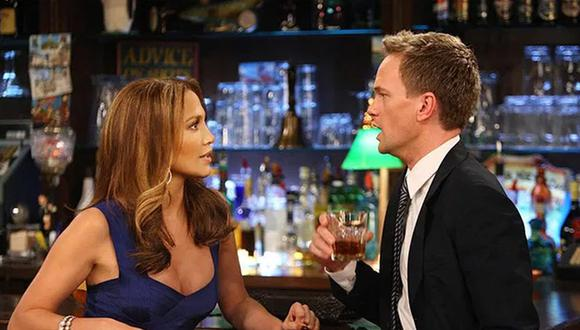 "Britney Spears, Enrique Iglesias, Katy Perry, Jennifer López, y otros más, forman parte de la lista de mega estrellas que pasaron por el set de ""How I Met Your Mother"" (Foto: CBS)"