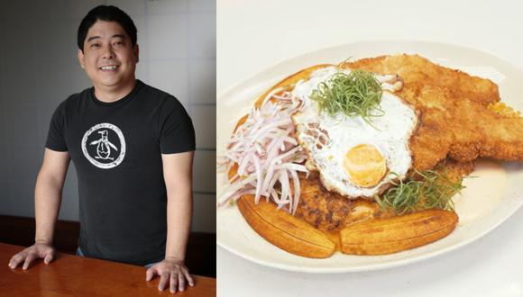 Aprenda a preparar apanado de cerdo a lo pobre preparado con esta receta del cocinero y embajador de Wong Micha Tsumura.