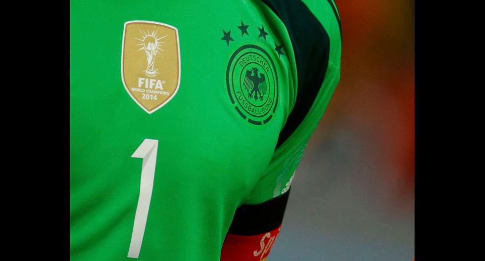 Alemania homenajeó a los campeones del mundo en Düsseldorf - 5