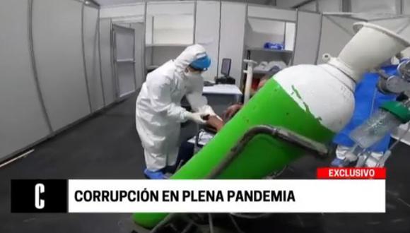 Procuradurías Anticorrupción denuncian presunta corrupción en Huánuco, Junín y Amazonas en el uso de fondos para el COVID-19. (foto captura)