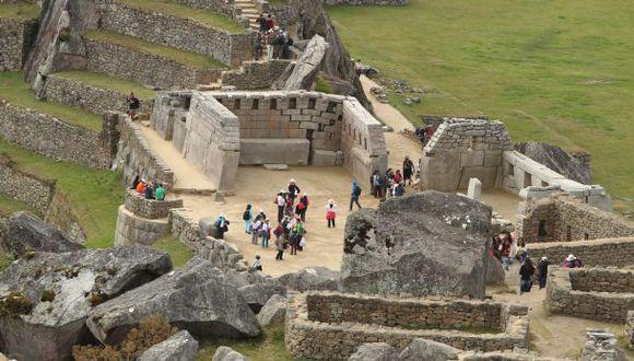 ¿Turismo en ruinas? El ícono turistico del Perú, Machu Picchu volvería a recibir turistas desde este mes. (Foto: Archivo El Comercio)