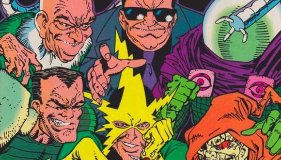 Los Seis Siniestros son muy esperados en el universo de Spider-Man (Foto: Marvel Comics)