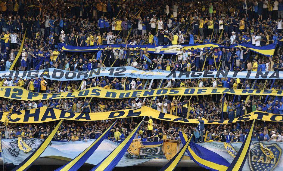 Boca vs. River: color, pena y la alegría del Millonario por triunfo en la Bombonera. (Foto: AFP)
