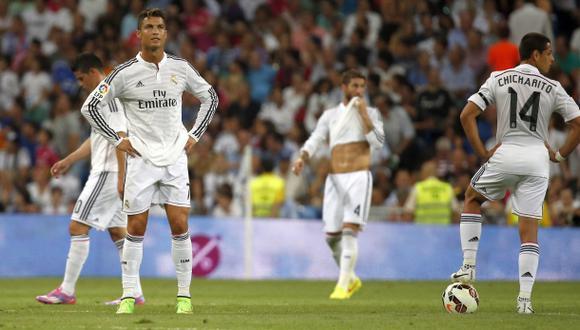 UNOxUNO: así vimos al Real Madrid en su derrota ante Atlético