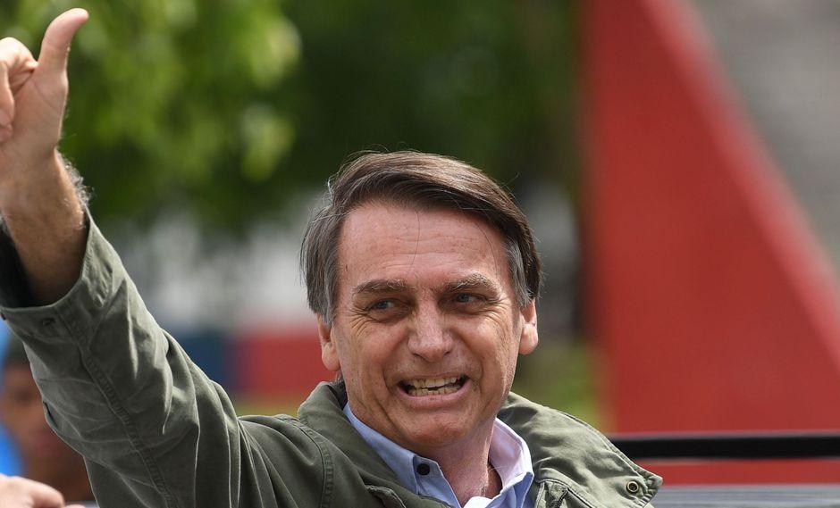 Elecciones en Brasil 2018: Jair Bolsonaro y Fernando Haddad disputan la segunda vuelta presidencial. (AFP).