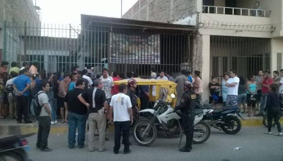 Piura: dueño de cebichería murió baleado por resistirse a robo