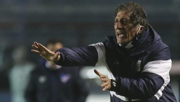 Mario Salas es el nuevo entrenador del Wadi Degla FC de Egipto. (Foto: AFP)