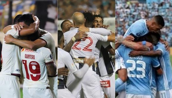Los clubes de la Liga 1 padecen las consecuencias del COVID-19. (Foto: GEC)