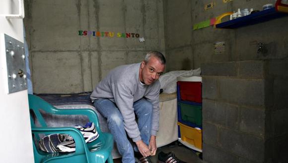 Durante su tiempo de reclusión, 'Popeye' estuvo en la cárcel de Cómbita. (El Tiempo / GDA)