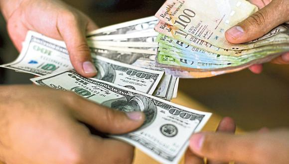 ¿Cuánto cuesta el dólar en Venezuela hoy? (Foto: AFP)