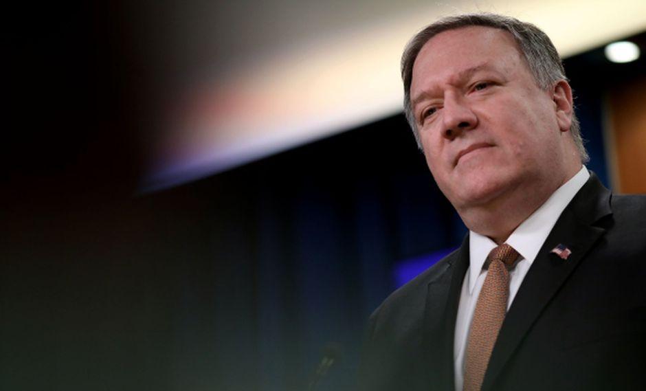 Mike Pompeo suele ser cuidadoso con el presidente y se ha convertido en uno de los pocos miembros del gabinete en no chocar con él. (Foto: AFP)