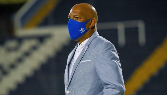Roberto Mosquera cumple su segunda etapa como entrenador de Sporting Cristal. (Foto: Liga de Fútbol Profesional)