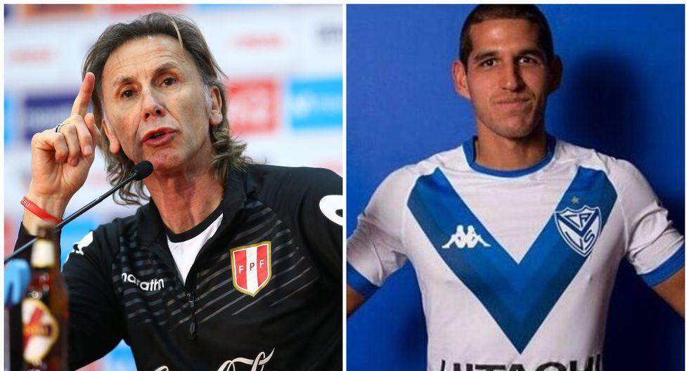 """Gareca no quiso ceder a Abram a Vélez y Presidente del club argentino lo criticó: """"Estoy muy caliente"""" (Foto: USI)"""