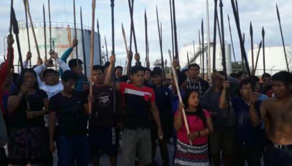 Loreto: 24 funcionarios fueron secuestrados por comunidad de Chapis