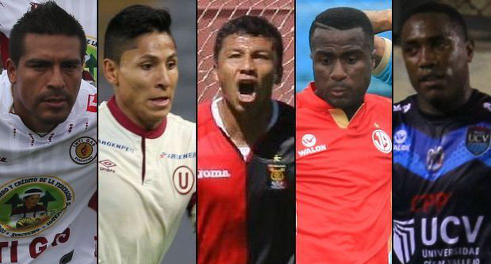 Cinco equipos luchan por el título del Torneo Apertura
