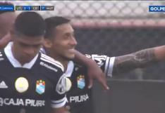 Sporting Cristal vs. UTC: 'Canchita' Gonzáles anotó el 3-0 'Celeste' | VIDEO