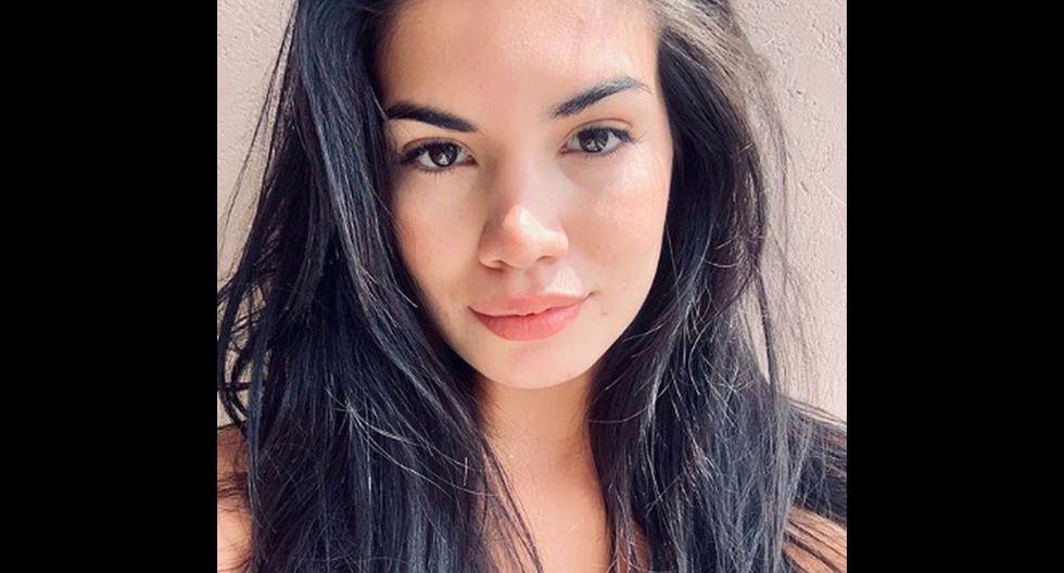 Samantha Batallanos es una de las candidatas de Miss Perú 2019. (Foto: Instagram)